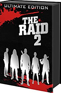 The Raid 2 (Ultimate Edition, 4 Discs) [Blu-ray] [Limited Edition]