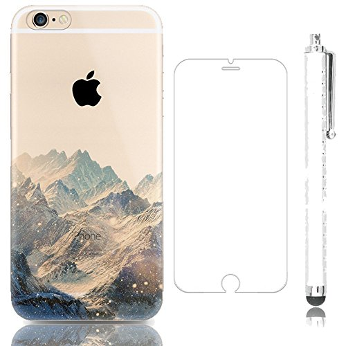 iphone-7-casesunroyal-creative-premium-ultra-thin-slim-tpu-gel-skin-colorful-landscape-pattern-print