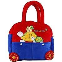 Bazaar Pirates Sweet Bus Diaper Cum Utility Bus Style Cute Bag