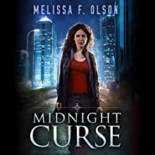 Midnight Curse: Disrupted Magic, Book 1 Audiobook by Melissa F. Olson Narrated by Amy McFadden