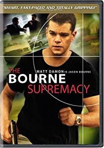 Cover of &quot;The Bourne Supremacy (Widescree...