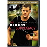 The Bourne Supremacy (Widescreen)by Matt Damon