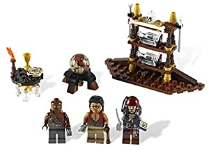 LEGO Pirates of the Caribbean 4191: The Captain's Cabin