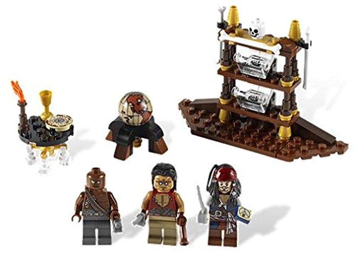 [해외] 레고 (LEGO) 캐리비안의 해적 선장의 캐빈 4191-294921 (2011-05-12)