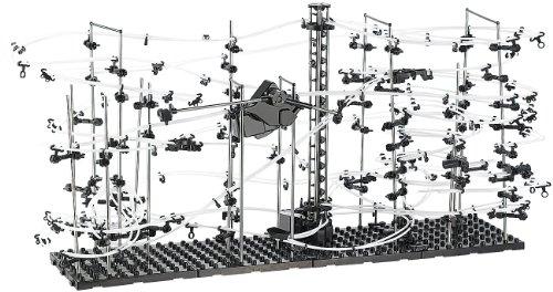 Playtastic-Professionelle-Kugel-Achterbahn-682-teiliger-Mega-Bausatz