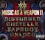 Music as a Weapon II (CD &amp; DVD) thumbnail