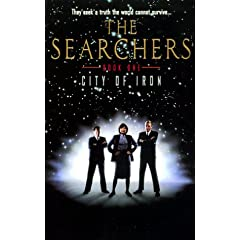 The Searchers: City of Iron by Chet Williamson