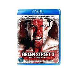 Green Street Hooligans: Underground [Blu-ray]