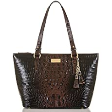 Medium Asher Tote<br>Cocoa Melbourne