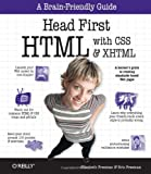 Head First Html With CSS & XHTML (059610197X) by Freeman, Eric
