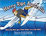 Harry Rips Australia: Harry the Bear goes Down Under on a surf safari