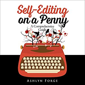 Self-Editing on a Penny Audiobook