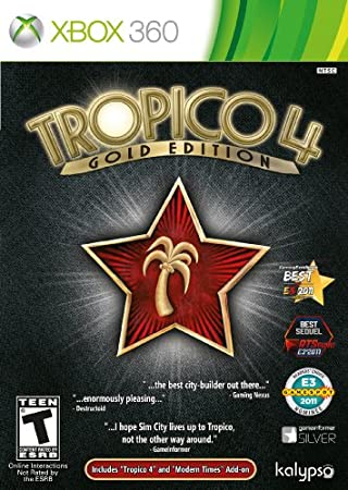 Tropico 4 Gold Edition