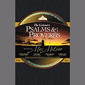 The Listener's Psalms and Proverbs | [Fellowship for the Performing Arts]