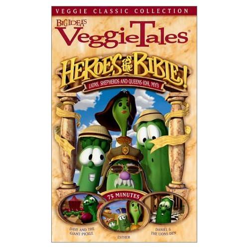 !) [VHS]: Mike Nawrocki, Chris Olsen (II), Lisa Vischer, Phil Vischer