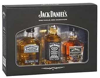 JackDaniel`s-EineFamilie,dreiCharaktere(3 x 0.05 l)