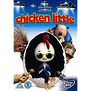 Chicken Little DVD 2005