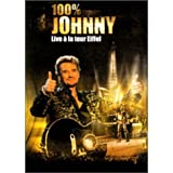 Johnny Hallyday : 100% Johnny Live � la Tour Eiffelpar Johnny Hallyday