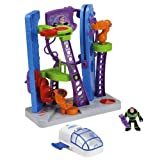 Fisher Price - Imaginext - Toy Story - Star Command - X6598