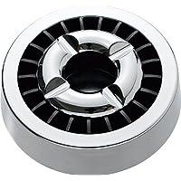 ペンギンライター 煙の出ない灰皿 ノンレット21 卓上用 クローム