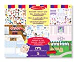 Melissa & Doug Play House Sticker Pad