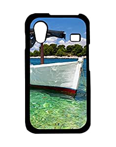 Mobifry Back case cover for Samsung Galaxy Ace S5830 Mobile (Printed design)