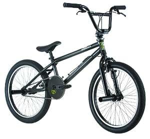 Diamondback Joker BMX Bike, Black, 20-Inch Wheels