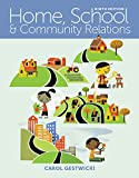 Bundle: Home, School, and Community Relations, 9th + MindTap Education, 1 term (6 months) Access Code