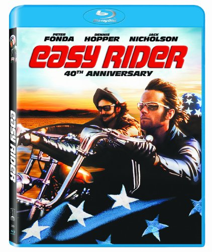 Cover art for  Easy Rider [Blu-ray]