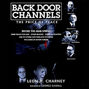 Back Door Channels: The Price of Peace Audiobook
