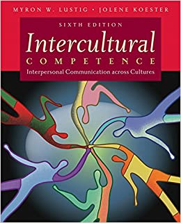 interpersonal and intercultural communication The emotional side of forgiveness: a cross-cultural investigation of in interpersonal forgiveness and reconciliation intercultural communication.