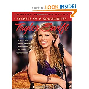 Taylor Swift: Secrets of a Songwriter Triumph Books