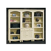Hot Sale Harbor View Bookcase Set Antiqued Black