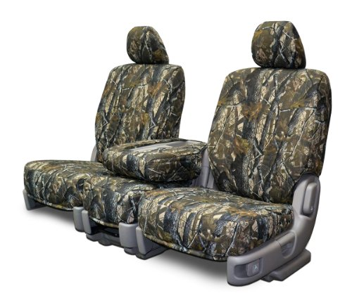 Custom Fit Seat Cover For Ford F-250 Bench Style Seat Realtree Hardwoods Camo (Camo Seat Cover Set For Ford F250 compare prices)