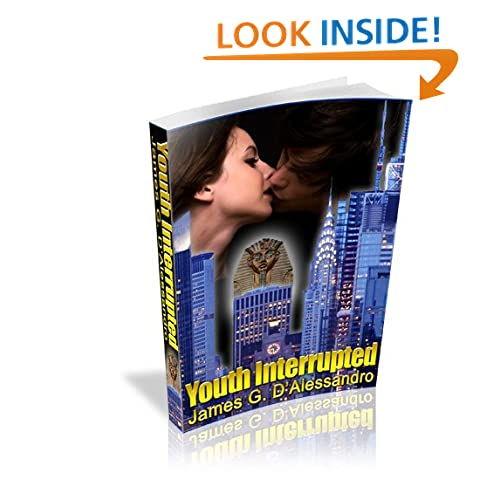 Youth Interrupted: fantasy/suspense/you... adults