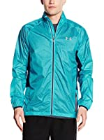 Under Armour Chaqueta Técnica Cgi Storm Launch Packable (Turquesa)