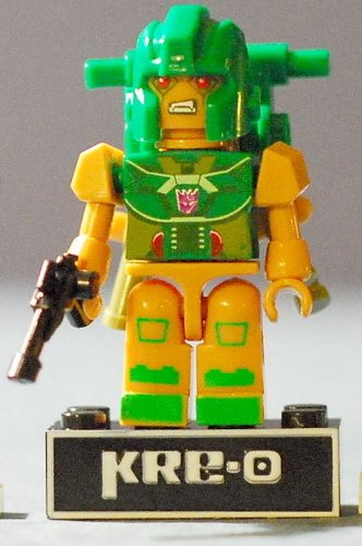 TRANSFORMERS Kre-O MICRO CHANGERS - BARRAGE - (SERIES 4) - 1