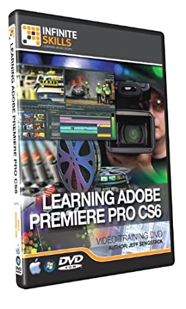 Learning Adobe Premiere Pro CS6 - Training DVD - Video