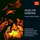 Christmas Music (Schreier, Thomanerchor Leipzig) Bach/Schutz/Vivaldi