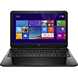 HP 15-r210dx Laptop Core i5-5200U / 6GB / 750GB - Black Licorice