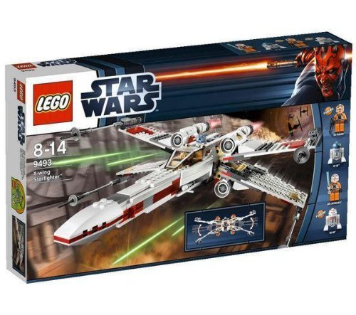 LEGO Star Wars - X-Wing Starfighter - 9493