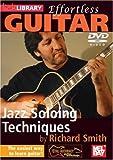 echange, troc Effortless Guitar: Jazz Soloing Techniques [Import anglais]