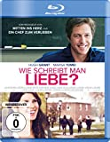 DVD Cover 'Wie schreibt man Liebe? [Blu-ray]