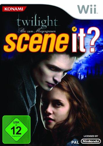 Scene It? Twilight Game Wii