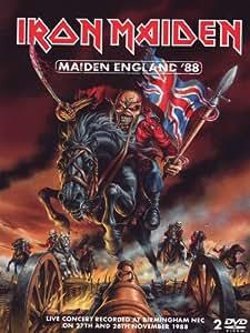 Iron Maiden - Maiden England '88 (2 Dvd)