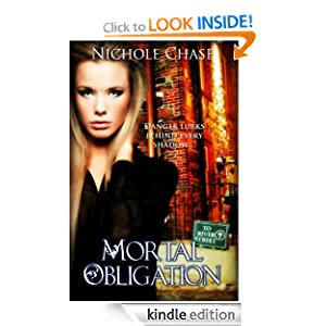 Mortal Obligation (The Dark Betrayal Trilogy)