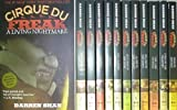 img - for Cirque Du Freak Series - Complete 12 Book Collection - Killers of the Dawn, Lord of the Shadows, Trials of Death, Sons of Destiny, Living Nightmare, Vampire's Assistant, Tunnels of Blood, Vampire Prince, Hunters of the Dusk book / textbook / text book