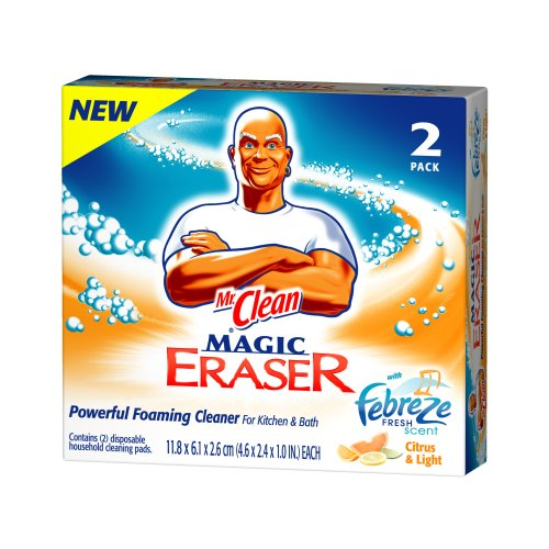 Mr Clean Eraser Review Amp Giveaway Dad Of Divas Reviews