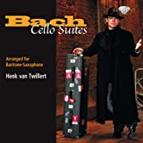 Bach: Cello Suites (Arranged for Baritone-Saxophone)
