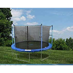 Upper Bounce Trampoline Enclosure 14 Feet